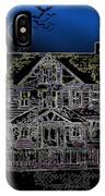 Halloween Haunt IPhone Case