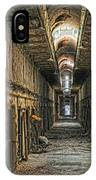 Hallway Eastern State Penitentiary  IPhone Case