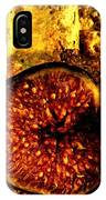 Halved Fig IPhone Case