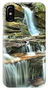 Hanging Rock Cascades IPhone Case
