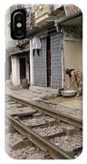 Hanoi Daily Life IPhone Case