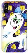 Happy Halloween - 2 IPhone Case