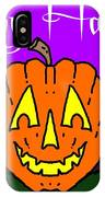 Happy Halloween 2 IPhone Case