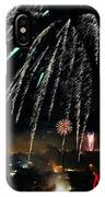 Happy New Year Card IPhone Case