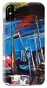Harbour In Spain IPhone Case