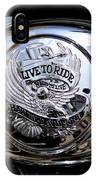 Harley Davidson - Motorcycles IPhone Case