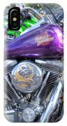 Harley Davidson 3 IPhone Case