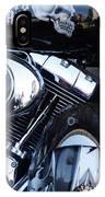 Harley Engine IPhone Case