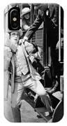 Harold Lloyd (1889-1971) IPhone Case