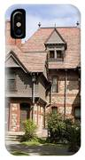 Harriet Beacher Stowe Home IPhone Case
