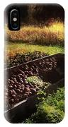Harvesting The Crop IPhone Case