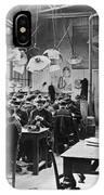 Hat Factory, C1900 IPhone Case