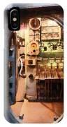 Hatch In Submarine IPhone Case