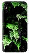 Hawaiian Fern IPhone Case