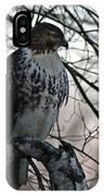 Hawk 6 IPhone Case