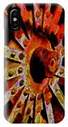 He Spoke Of Colours And Textures IPhone Case