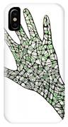Healing Hands 1 IPhone Case