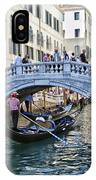 Heart In Venice IPhone Case