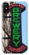 Heartland Brewery Chophouse IPhone Case