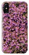Heather 'jack H Brummage' Flowers IPhone Case