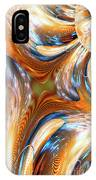 Heatwave Abstract IPhone Case