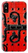 Heinz Chapel Door Detail IPhone Case