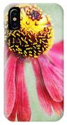 Helenium Flower 2 IPhone Case