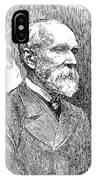 Henry Yule (1820-1880) IPhone Case