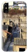 Herculaneum Ruins IPhone Case