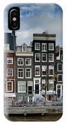 Herengracht 411. Amsterdam IPhone Case