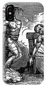 Heresy: Torture, C1550 IPhone Case