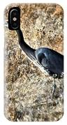 Heron On The Hunt IPhone Case