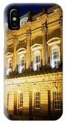 Heuston House, Railway Station, Dublin IPhone Case