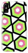 Hexagon IPhone Case