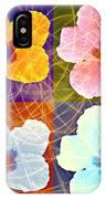 Hibiscus Blooming IPhone Case