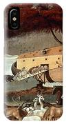 Hicks: Noahs Ark, 1846 IPhone Case