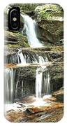 Hidden Falls At Hanging Rock IPhone Case