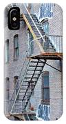 High Line Print 26 IPhone Case
