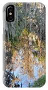 Hillsborough River Reflections IPhone Case