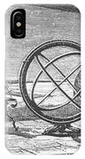 Hipparchus, Greek Astronomer IPhone Case