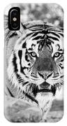 His Majesty - Bw IPhone Case