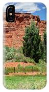 Historic Bicknell Grist Mill - Utah IPhone Case
