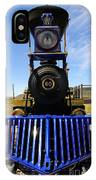 Historic Jupiter Steam Locomotive IPhone Case