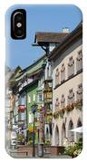 Historical Old Town Rottweil Germany IPhone Case