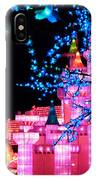 Holiday Lights 8 IPhone Case