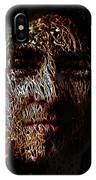 Hollowman IPhone Case
