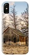 Homestead IPhone Case