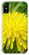 Honey Bee Full Of Pollen IPhone Case