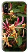 Honey Suckle Flowers IPhone Case