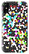 Honeycomb Abstract  IPhone Case